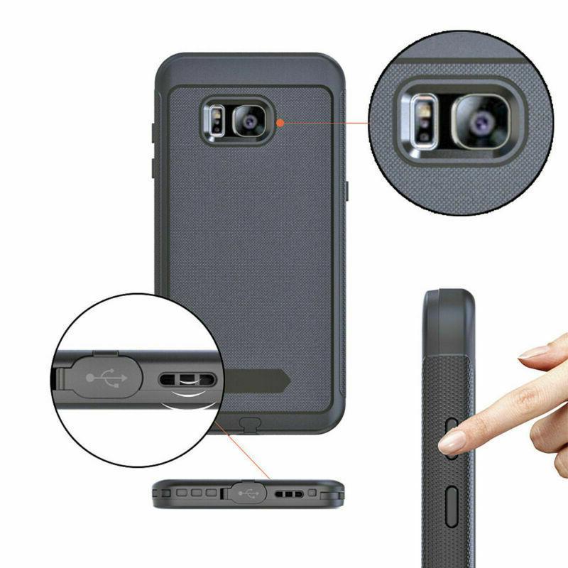 Waterproof Dustproof Shockproof Case Galaxy S7