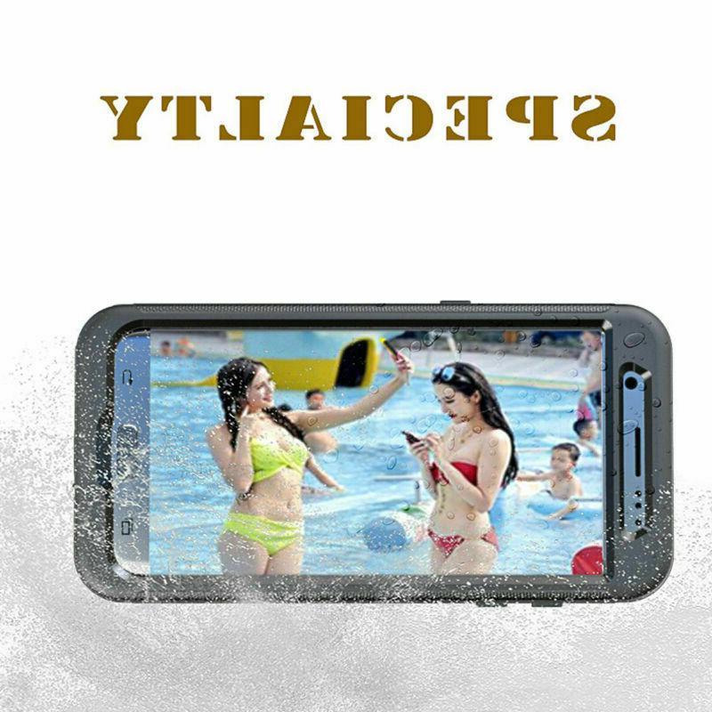 Waterproof Shockproof Case Samsung Galaxy Edge