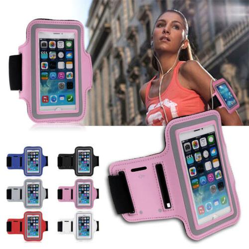 Armband Waterproof Sports Workout Arm Band Case For Samsung
