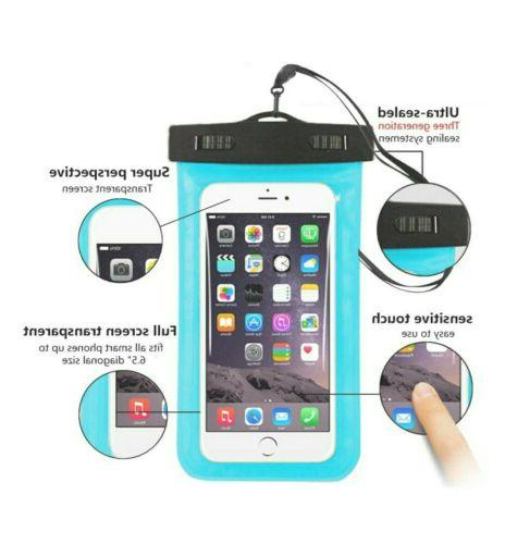 Waterproof Floating Pouch Dry Bag iPhone