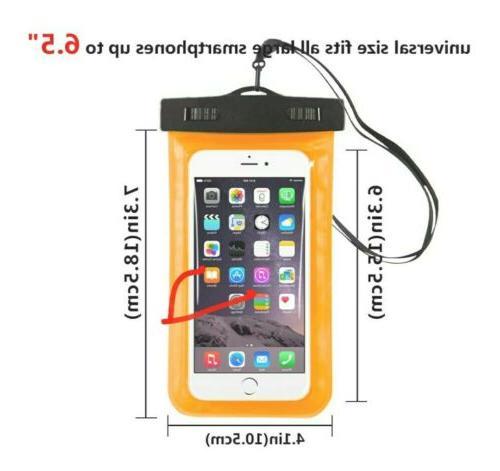 Waterproof Floating Bag Case Cover iPhone Phone