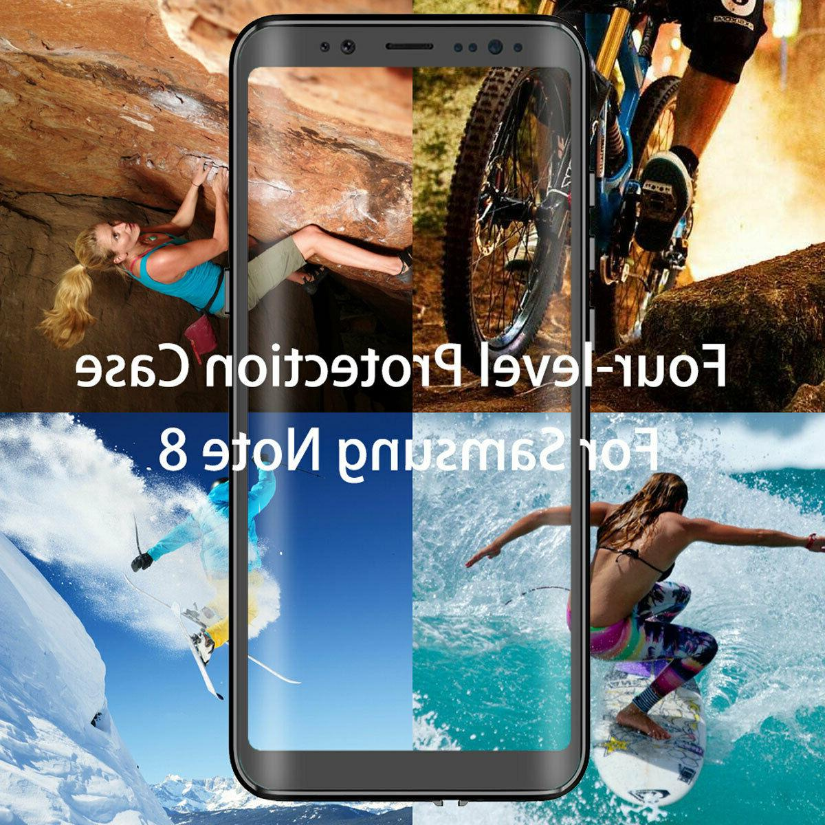 Waterproof with Protector Samsung