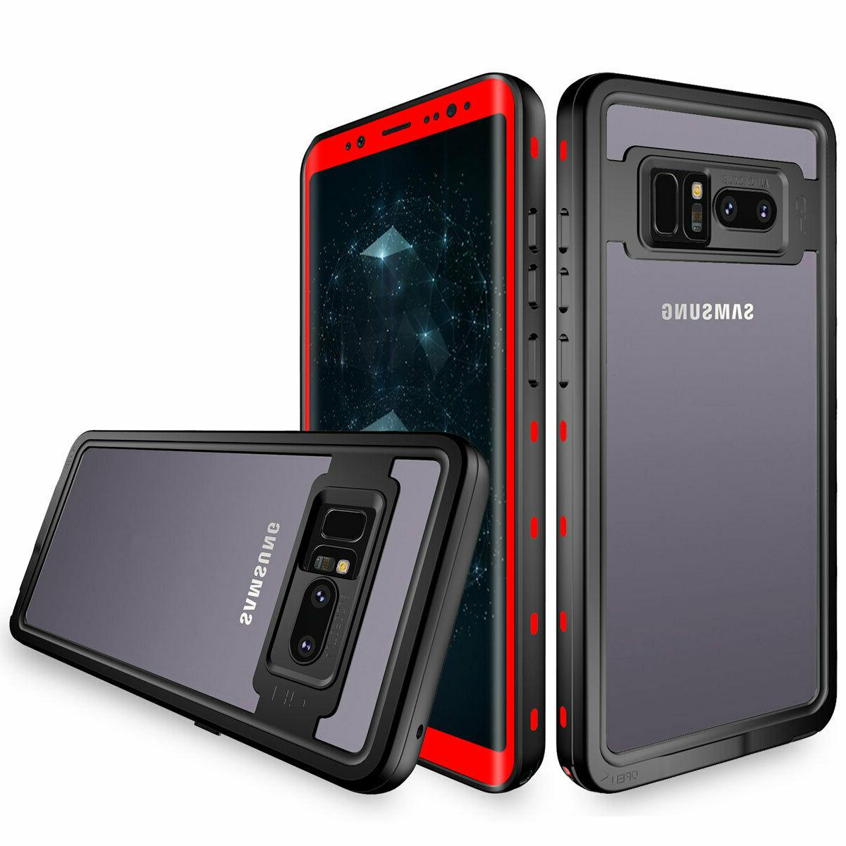 Waterproof Rugged with Protector For Samsung Galaxy 8
