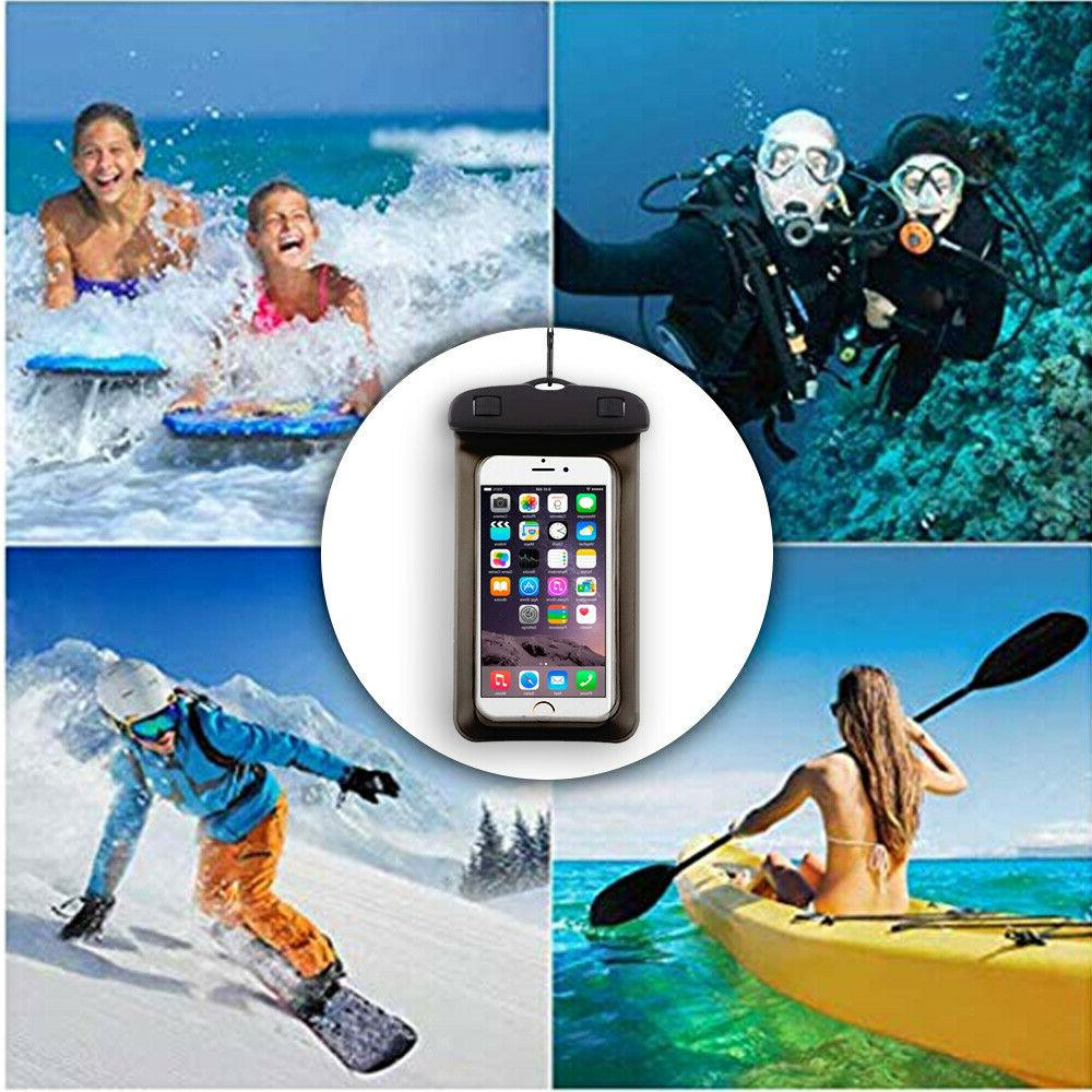 Waterproof Phone Bag Underwater Swimming Cell Case Cover Bag