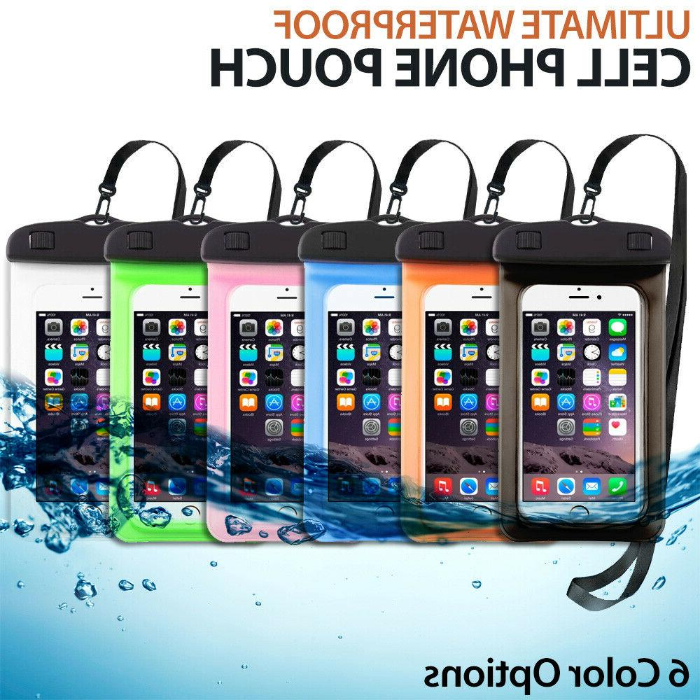 waterproof phone bag pouch underwater swimming cell