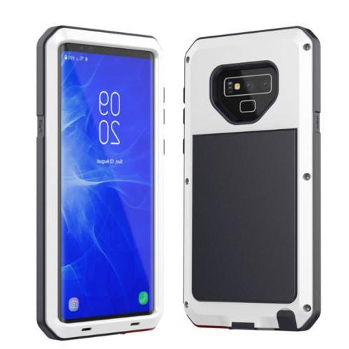 Shockproof Case Waterproof Aluminum Samsung S8 S10 Note9