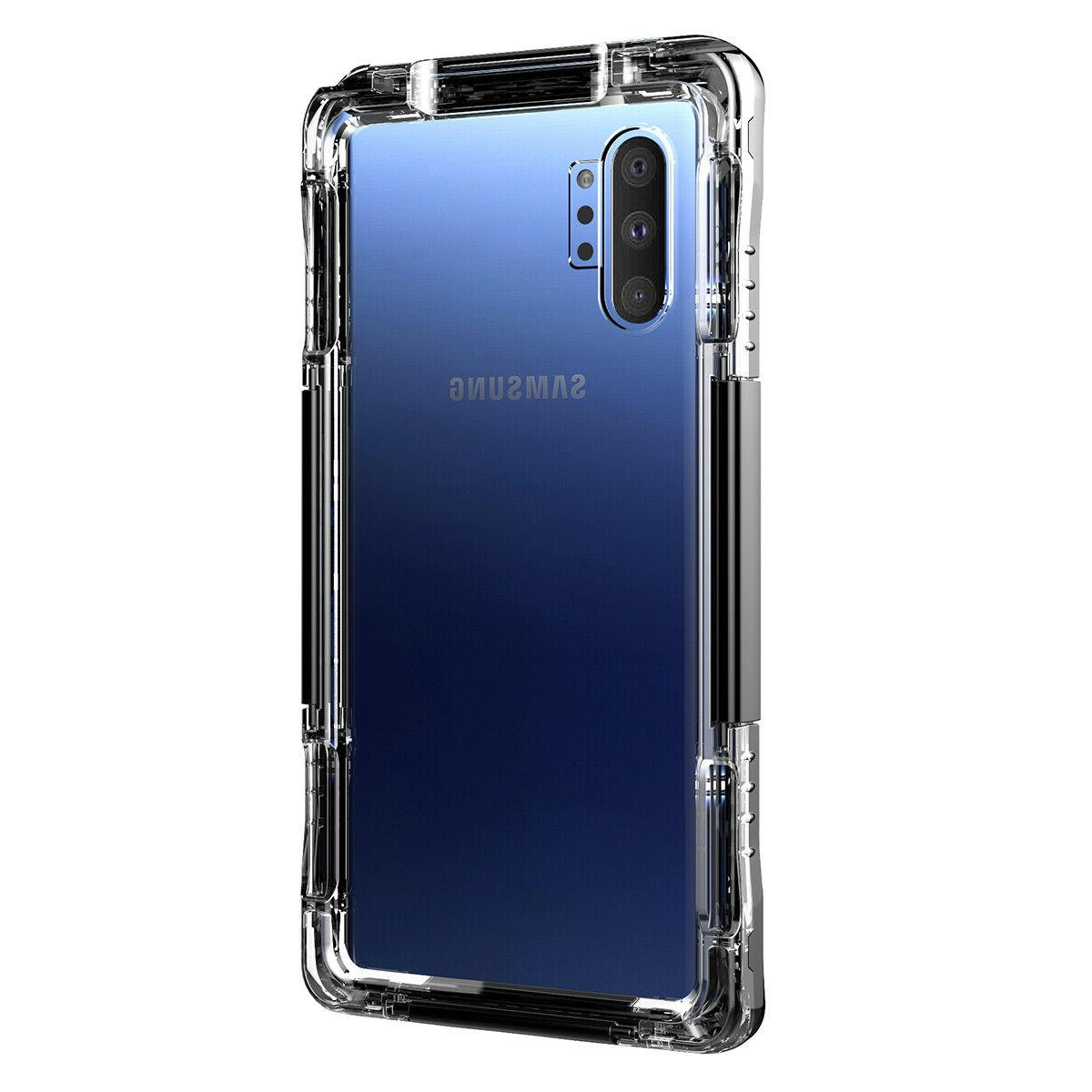 Waterproof Shockproof For SamSung Note10+ Plus W/Strap