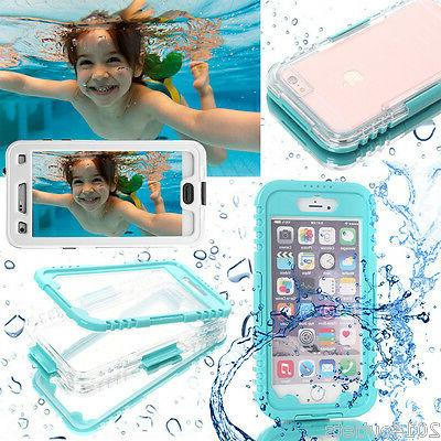 Waterproof Shockproof Dirt Proof Hard Case Cover For Apple i