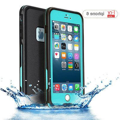 Redpepper Waterproof Shockproof Heavy Duty Hard Case Cover f