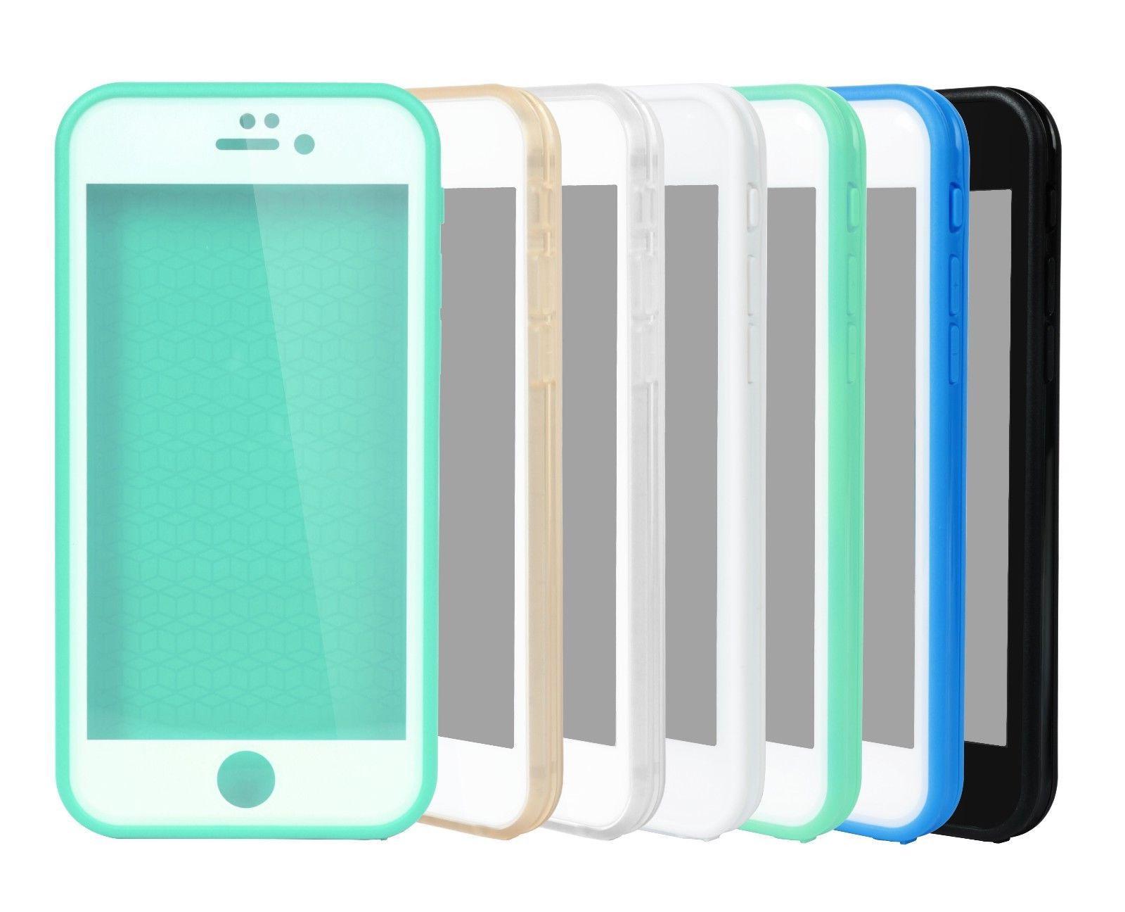 Waterproof Hybrid TPU Phone Case For iPhone Plus