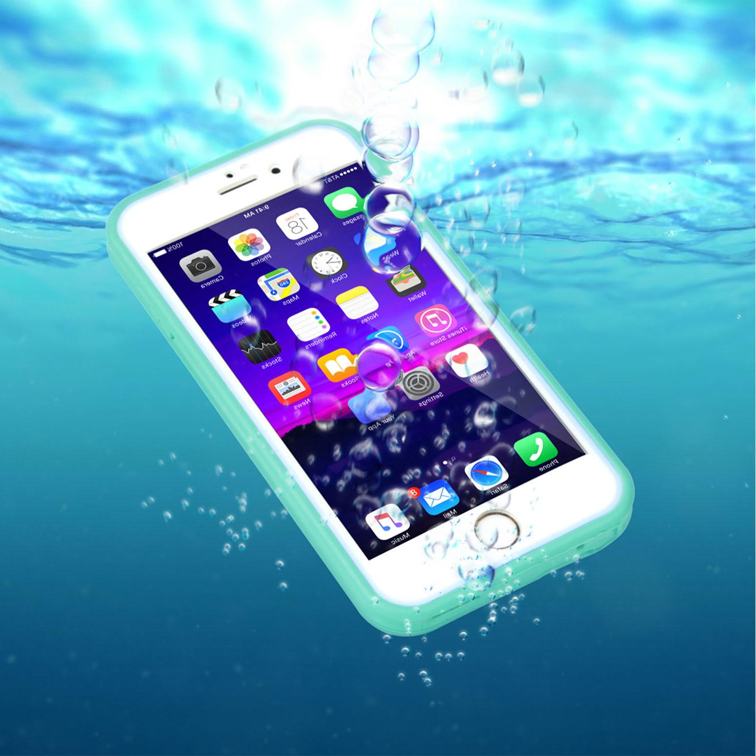 Waterproof Shockproof TPU Case Cover For iPhone 6 6s Plus