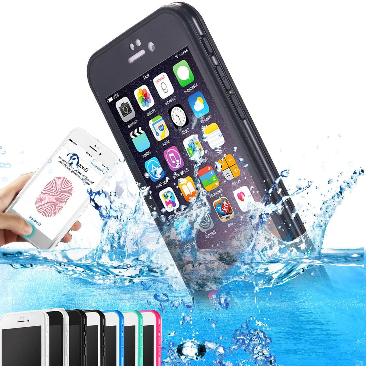 Waterproof TPU Fr X 6s 6