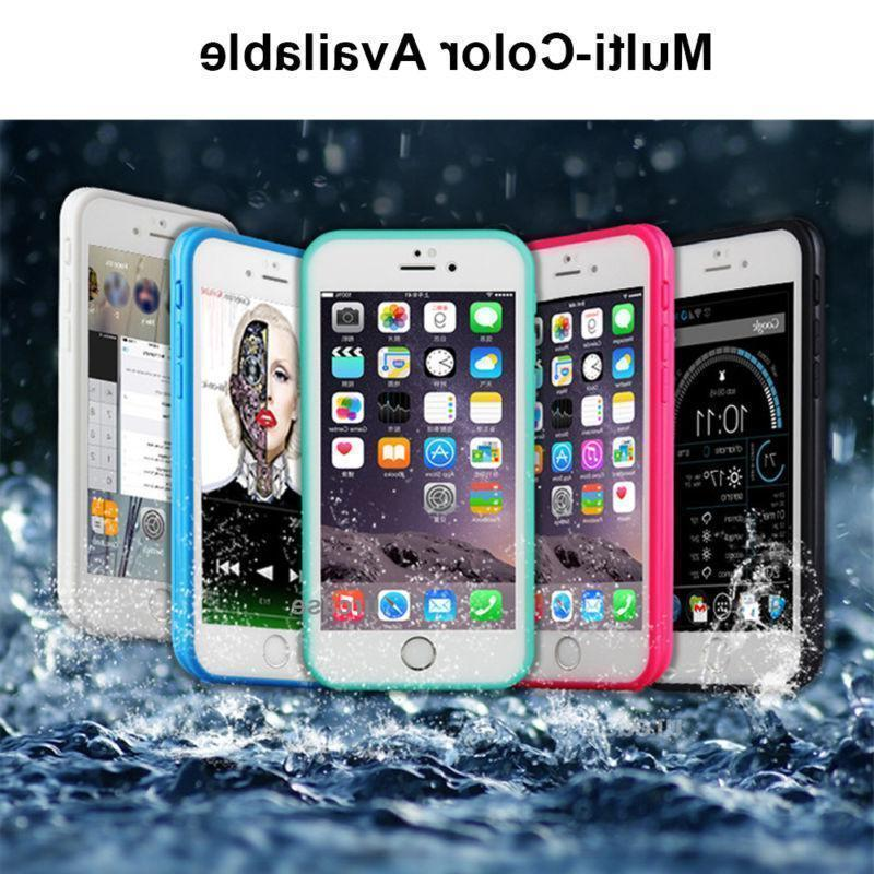Waterproof Shockproof Phone Full Fr iPhone 6s