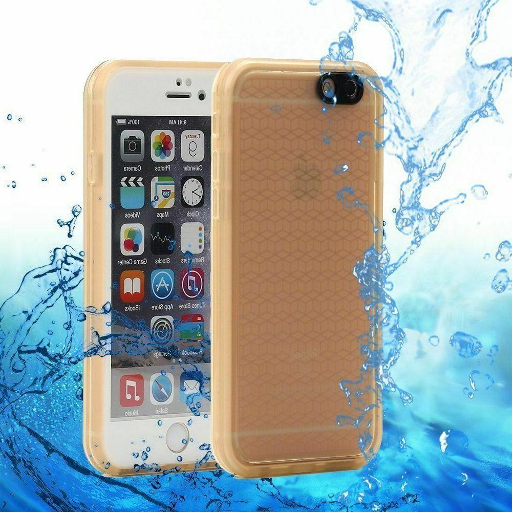 Waterproof Shockproof Fr iPhone 6s 6