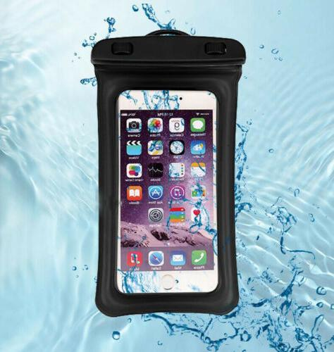 Underwater Pouch Dry Case Waterproof Samsung LG Cover