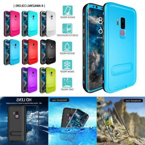 Dustproof Waterproof Case Cover For Samsung Galaxy Note 8 S9