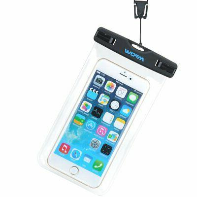 Mpow Waterproof Dry Bag Touch Screen Cover
