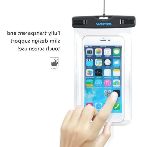 Mpow Phone Dry Touch Pouch