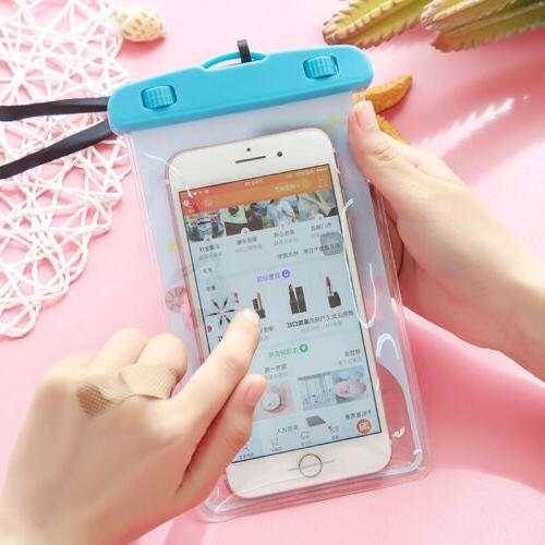Universal Waterproof Phone Bag Underwater Dry Cover