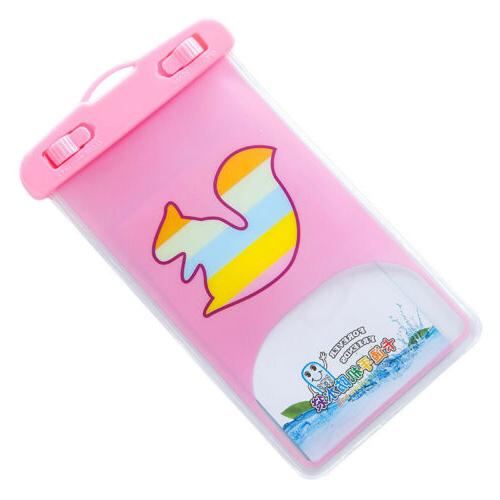 Universal Phone Bag Underwater Dry Cover PVC