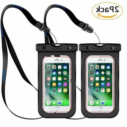 waterproof underwater pouch dry bag case cover