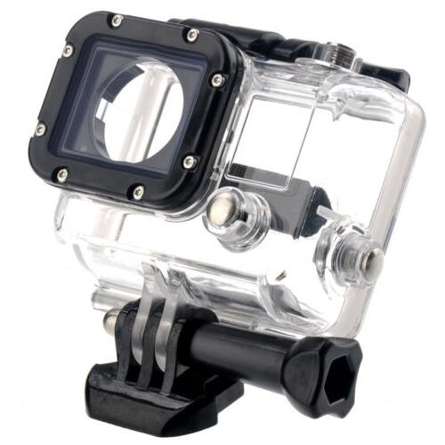 Waterproof Case Glass Lens for GoPro