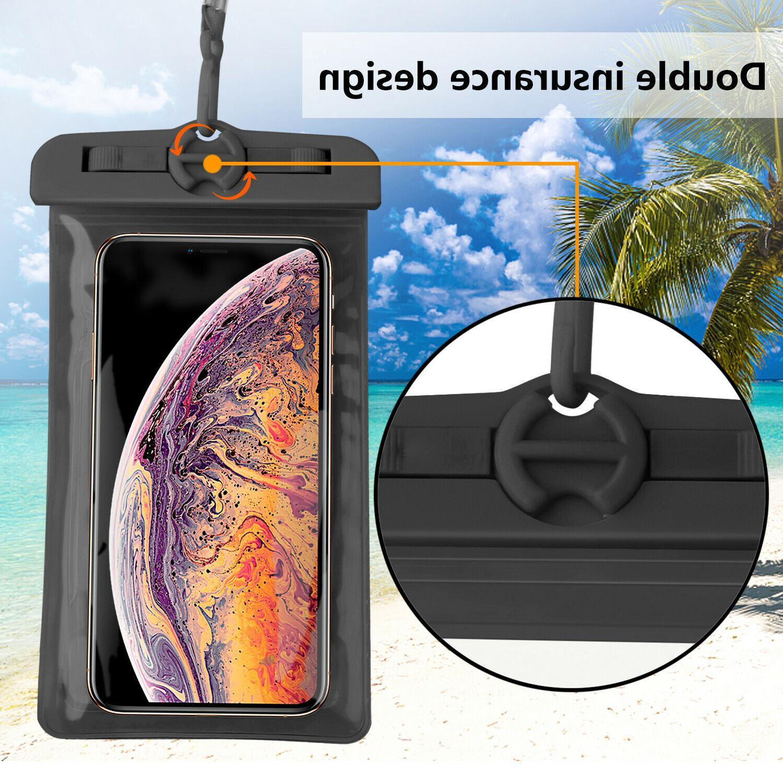 Waterproof Swimming Bag iPhone/Samsung/Cell Phone