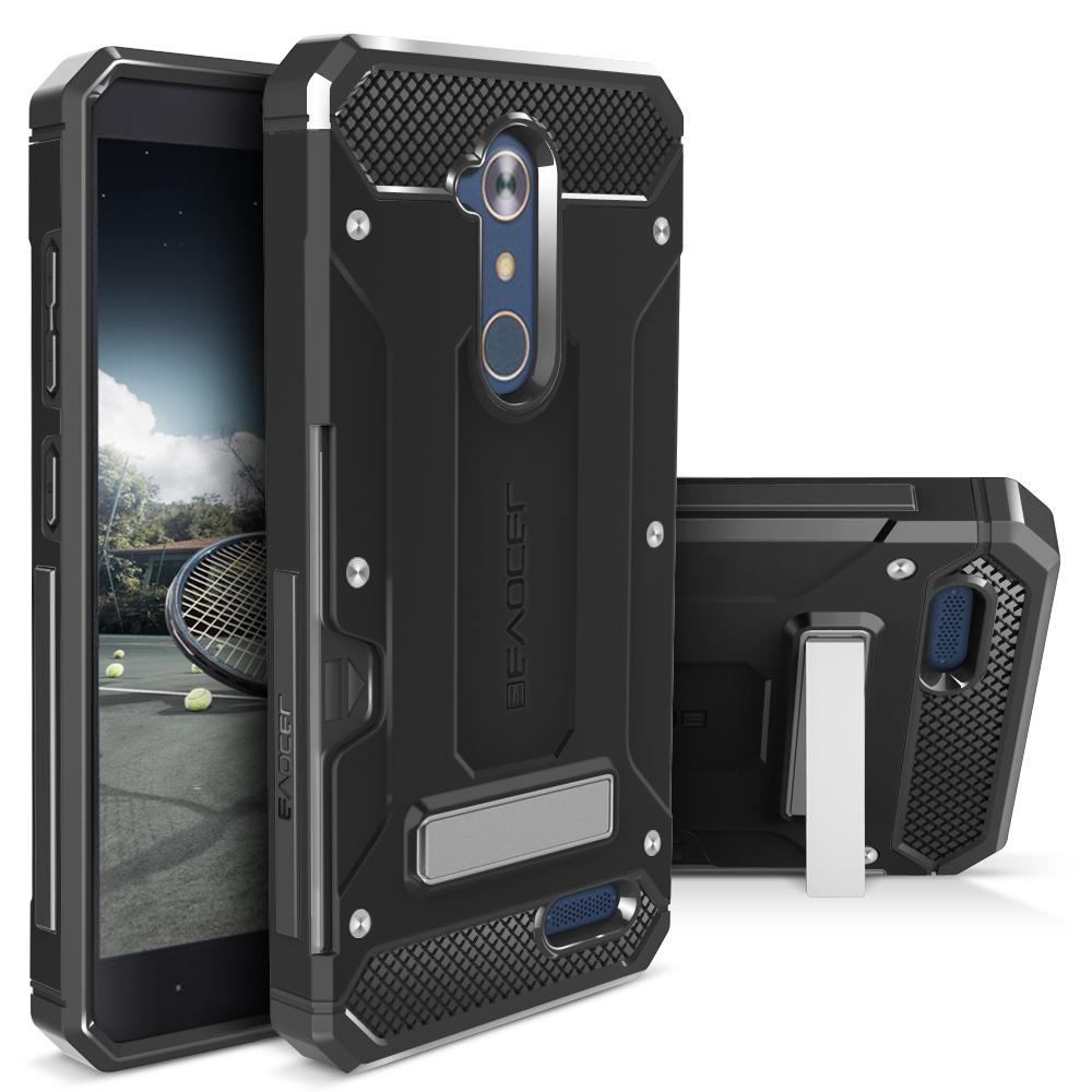 san francisco eb0d0 4014d ZTE ZMAX PRO Case, Evocel® Premium Dual Layer Protector For ZTE ZMAX PRO /  ZTE Carry, Black