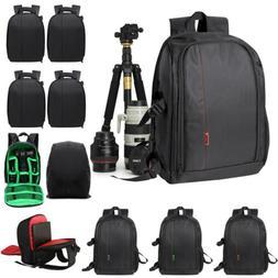 Large Waterproof DSLR Camera Backpack Laptop Shoulder Bag/Ca
