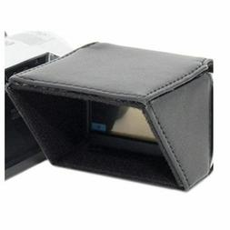 JJC LCH-27 LCD Hood for Camcorder LCD screen