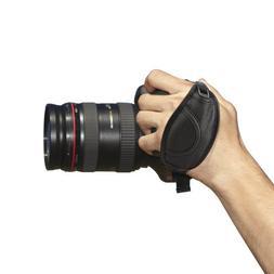 Leather Hand Grip Strap Compatible with Nikon D5000 D5100 D7