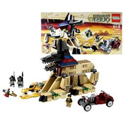 Lego Year 2011 Pharaoh's Quest Series Set #7326 - RISE OF TH