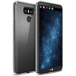 LG G6 Case, Trianium  - Clear Premium Protective Case Shock