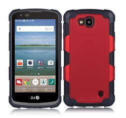 LG Optimus Zone 3 Case, LG K4 / Spree / Rebel case, Awinning