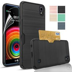 LG X Power Case,LG K6P/K210 Case With HD Screen Protector,An