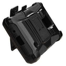 LG Volt 2 Belt Clip Holster Combo Cell Phone Case with Kick