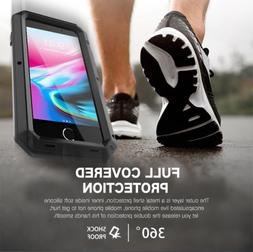 Luxury Shockproof Powerful outdoor protection Metal PHONE CA