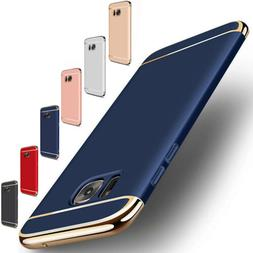 For Samsung Galaxy S7 / Edge Slim Shockproof Hybrid Hard Ele