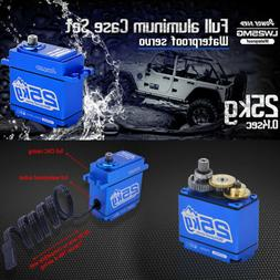 POWER HD LW-25MG Waterproof FULL Aluminum Case Digital Servo