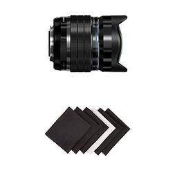 Olympus M.Zuiko Digital ED 8mm f1.8 Fisheye PRO Lens w/ Amaz