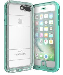 Pelican Marine Waterproof iPhone 7 Plus 8 Plus Case Teal / C
