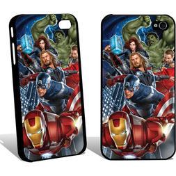 Marvel Avengers Case for Apple iPhone 4/4S