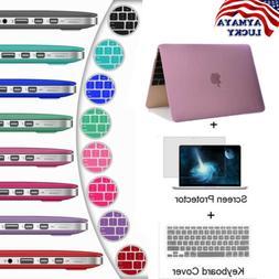 Matte Hard Case For Macbook Air Pro Retina 12 13  Laptop Cas