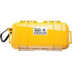 Pelican 1030025240 1030 Micro Case - yellow