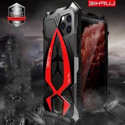 Military Metal Aluminum Shockproof Case Cover For iPhone 11