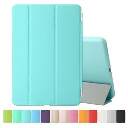 Mint Blue iPad 4th Generation Stand Smart Case Cover for App