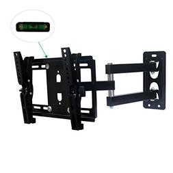 Seaigle Full Motion TV Wall Mount Bracket Swing Tilting for