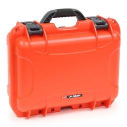 Nanuk 915 Waterproof Hard Case with Padded Dividers - Orange