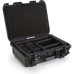 Nanuk 925 Waterproof Hard Case with Padded Dividers - Black