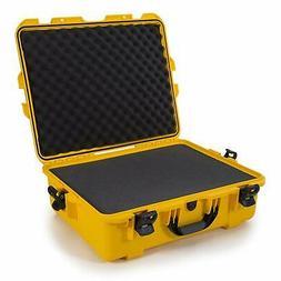 Nanuk 945 Waterproof Hard Case with Foam Insert - Yellow - C
